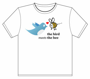 New #SBBUZZ shirts